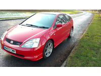 Honda Civic Type R ep3 97k priced to sell excellent service history