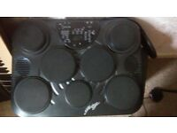 electric drum pads
