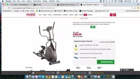 Vision HRC X6200 Cross-Trainer