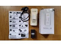 """""""Ubiquiti NanoStation M5 airMax 5Ghz 13dBi Wireless Access Point - used but in good working order"""