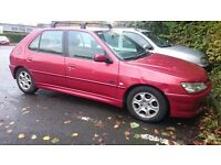 Peugeot 306 2.0 HDi Turbo Diesel - MOT March 2017 - T2 AJU - Please Read All