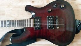 Schecter Diamond Series 006 Elite Electric Guitar- Excellent condition