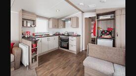 Luxury Caravan for rent Craig Tara Ayr. Haven park