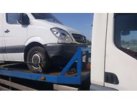 24/7VANS AND CARS TOW SERVICE,SCRAP A CAR, BREAKDOWN RECOVERY, AUCTION CAR TRANSPORT VEHICLE