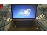 HP 17 inch laptop