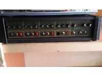 Carlsbro Cobra 4-90 four channel PA amplifier