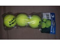 3pack PRIMA tennis balls