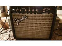 Fender Fortman 15G Electric Guitar Amplifer