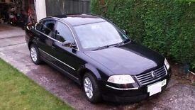 2005 VW PASSAT HIGHLINE 130