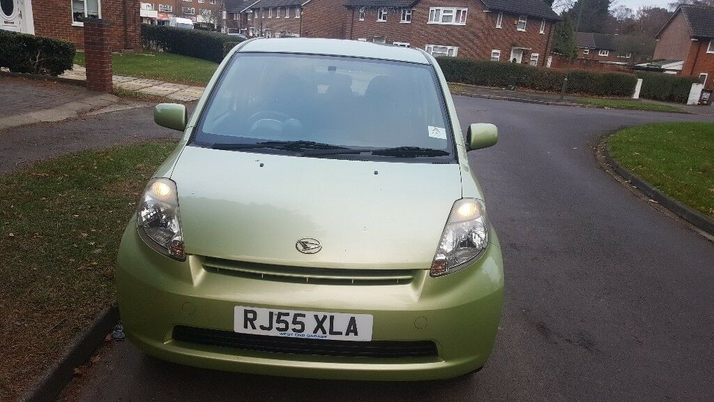 Daihatsu Sirion SE Very Low Mileage FOR SALE £1395.00