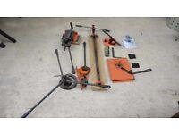 Metalcraft Complete scroll and metal forming set, Master workshop set.