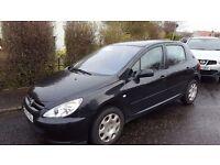 Peugeot 307 - for spares or repair ***PLEASE READ DESCRIPTION***