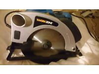 Work zone circular saw