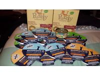 Wet Cat Food. High quality pet food from Pets at Home. Purely Holistic & Wainwrights 43 servings