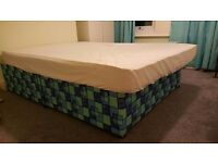 Mattress King Size + double bed AMAZING CONDITION
