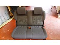VW Caddy Maxi Life 3rd row double seat