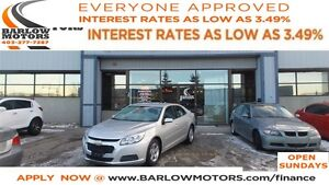 2014 Chevrolet Malibu 1LT (APPLY NOW DRIVE NOW!)