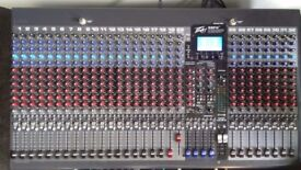 Peavy 32FX Mixer Mixing Desk Offers Welcome
