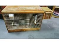 breeding cage budgies