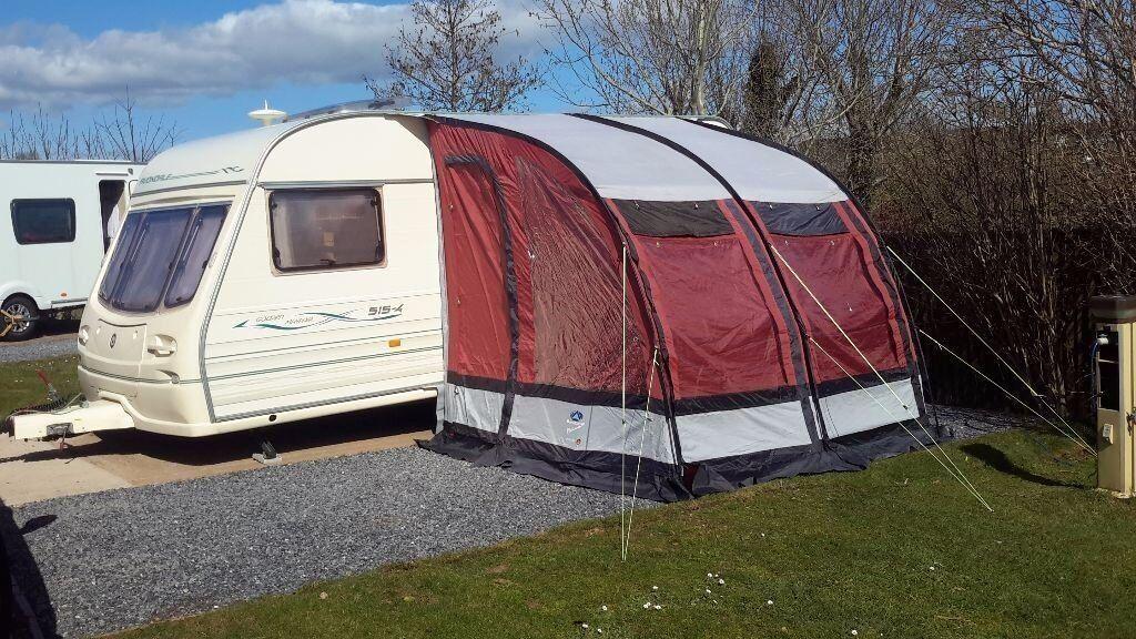 Caravan Awning, Sunncamp | in Wisbech, Cambridgeshire ...
