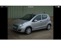 SUZUKI ALTO 1.0 SZ 5 DOOR MANUAL