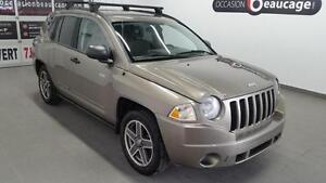 2008 Jeep Compass NORTH EDITION 4X4 + JAMAIS ACCIDENTE