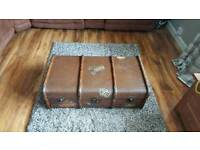 Antique Trunk Vintage Coffee table