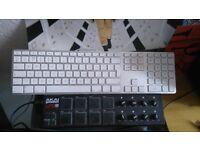 Apple keyboard - ( model MB110B/B)