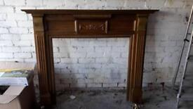 Fire and entire surround for sale