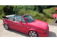 1989 MK1 Volkswagen Golf GTI £2295