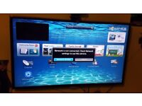 samsung ue40es5500 very good condition (relisted due to timewaster)