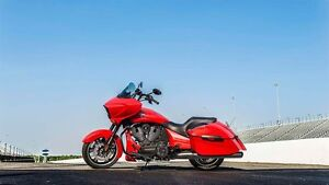 2016 Victory Motorcycles Cross Country -