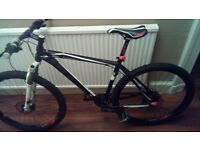 CUBE AIM CMPT Crosscountry configuration 29 - £220 - Used mens mountain bike / bicycle