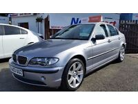BMW 3 Series 2.5 325i SE 4dr - Extremely Low Mileage!