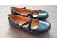 Clarks shoes, size 4