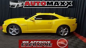 2015 Chevrolet Camaro SS 2SS  Only 750 KM's!! $269 Bi-Weekly! AP