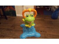 VTECH BABY BOUNCE & DISCOVER FROG ** EXCELLENT CONDITION ** £15