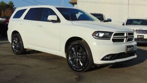 2017 Dodge Durango GT ALL WHEEL DRIVE - ONLY  7,600 KMS