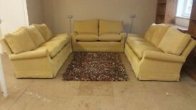 Luxury Multiyork sofas suite