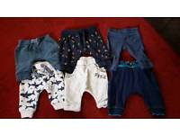 Baby boy trousers.