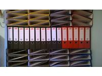 GOING FAST- of Lever Arch Files