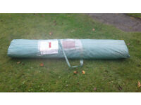 Unopened brushwood roll 6m x 1.5m