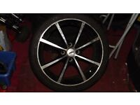 4 x 108 Ford, Peugeot, Citreon TSW Alloys 17""