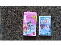 Morrisons Disney Cards.