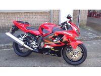 2001 Honda CBR 600 F Sport low mileage
