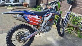 Kx250f 2008 1700 ono
