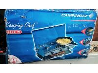 Camping stove, never used
