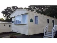36x12 3bed sited static caravan - Outstanding location on gorgeous park - Isle of Wight