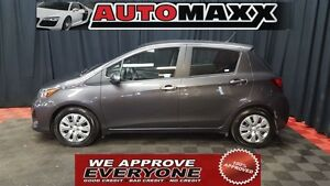 2015 Toyota Yaris LE $119 Bi-Weekly! APPLY NOW DRIVE NOW!