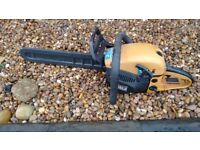 Chain saws , spares or repair. 18ins and 20ins, little used.